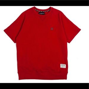 Made Mobb Essential SS Crew Shirt in Size Small